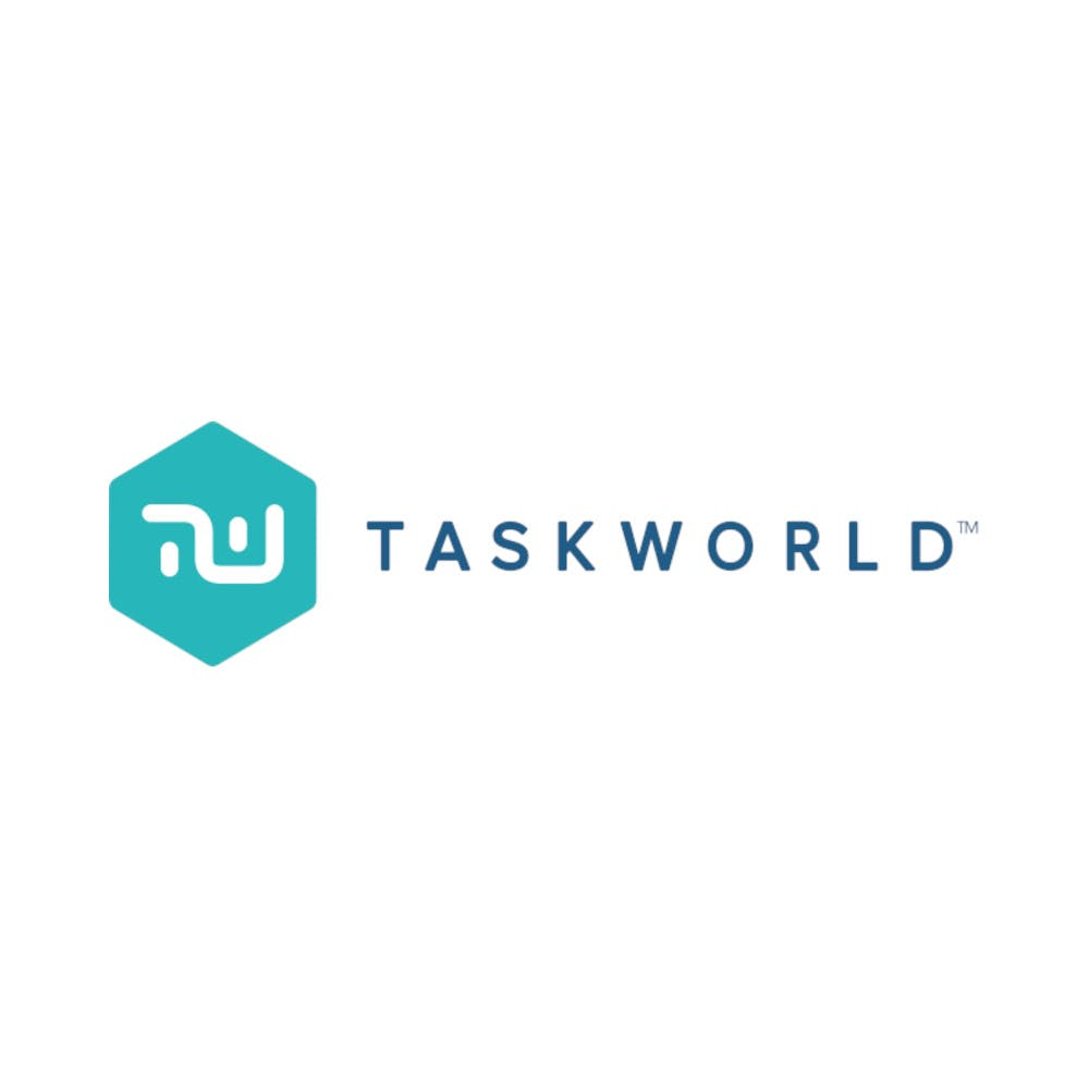 Taskworld Test Logo