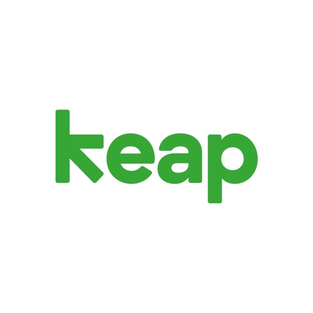 Keap Test Logo
