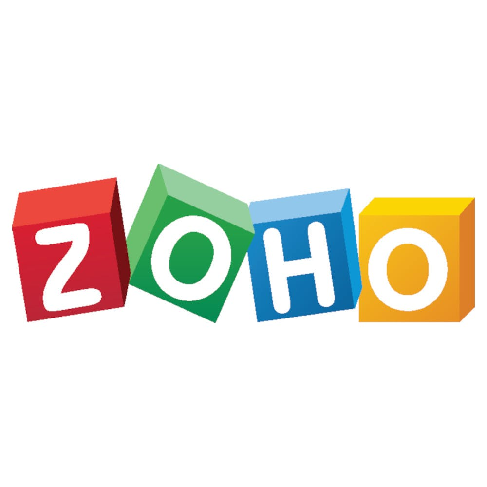 Zoho Projects Test Logo