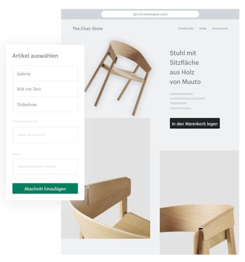 Shopify Test Produktverwaltung